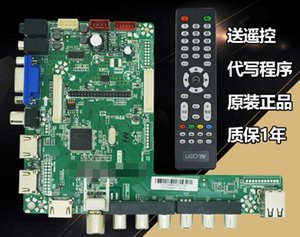 Wholesale T V56 T VST59S LCD LED TV Controller Driver Board work inch