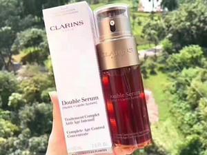 Drop Ship Paris Double Serum Hydric Lipidic System Traitement Complet Intensif Facial Essence 50ml Skin Care