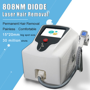 2020 new 808nm-810nm laser hair removal 30 million shots hair removal flashes Permanent 808nm Painles hair removal laser fast hairs machine