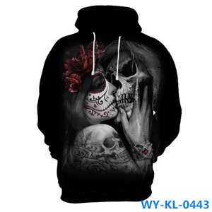 Wholesale 2019 Hot Sexy Design girl use Gun Hoodies Women Men D Printed Sweatshirts Hooded Pullover Tracksuits Coats Cool Outwear