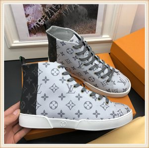 Wholesale Dating artifact for Mens designer luxury shoes Casual Shoes sneakers advanced material Black white with box