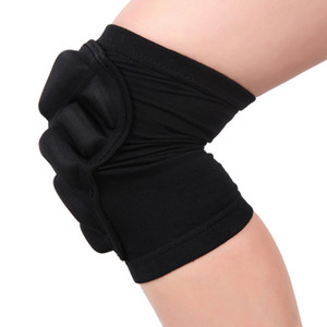 2PCS Outdoor Sport Football Knee Pads Adult Knee Safety Support Ski Snowboard Protective Gear Kneepad