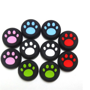 Luminous Silicone Rubber Thumb Stick Protective Cap Joystick Grip Paw Cover Universal For PS4 PS3 Xbox ONE 360 Controller Dualshock 4
