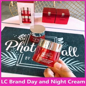 2019 hot Lan Brand Nutritious Super-Pomegrate Day and Night Radiance 50 ml +50 ml Skin care Make up set