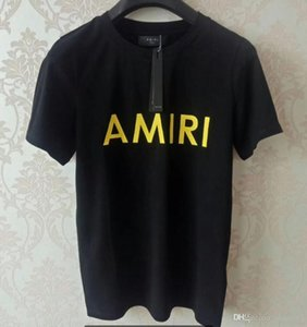 Wholesale AMIRI Man jogging suit men luxury diamond design Tshirt fashion t shirts women funny t shirts polos ralph hombres cotton tops and tees
