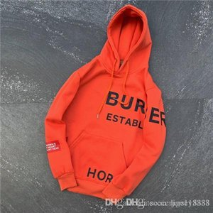 BBR New hot Fashion Hoodies Men hood Hooded Leisure Letter Sweatshirts Mens Car cartoon characters print Style Students Pullovers 01