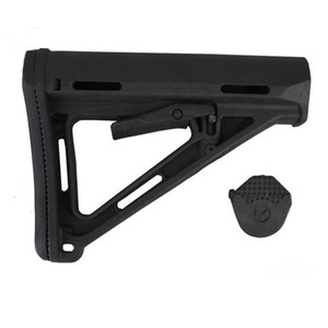 Tactical CTR Stock Airsoft Black AEG GBB Polymer Tactical ME Buttstock M4 M16 Purple DE