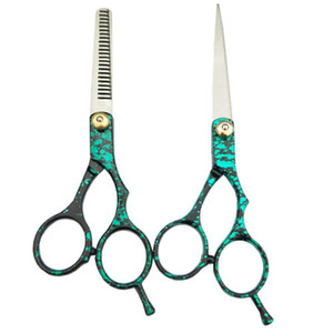 Wholesale thinning hair haircuts resale online - clipper scissors barber clipper Hair Cutting Thinning Hair Shears Haircut Scissors Salon Hairdressing Styling Tools Fast Shipping F2689