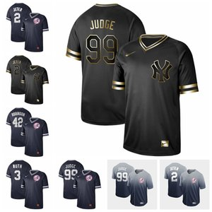 Wholesale New York Jersey Yankees 3 Babe Ruth 99 Aaron Judge 7 Mickey Mantle 2 Derek Jeter Baseball Jerseys customized please leave a message