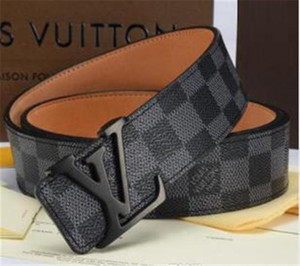 Wholesale Wholesales Mens Belts Designers Belt Luxury Belt Leather Business Belts Women Big Gold Buckle12
