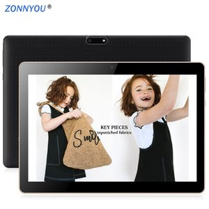 Wholesale 10 inch Tablet PC G Phone Call Android Octa Core GB GB Wi fi Bluetooth GPS Tablets PC Rubber Case Tablets Black