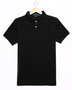 Wholesale Luxury Designer Polo For Mens Polo Shirt Summer Brand Polos Fashion Mens Tops Short Sleeve Clothing High Quality