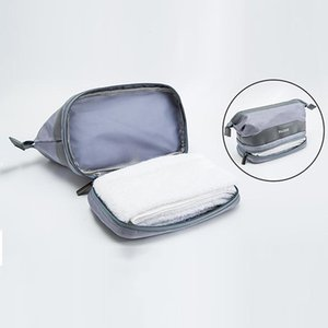 Wholesale Women Cosmetic Bag Large capacity Makeup Wash Bag Fashion Toiletry Makeup Clutch Men Travel Set