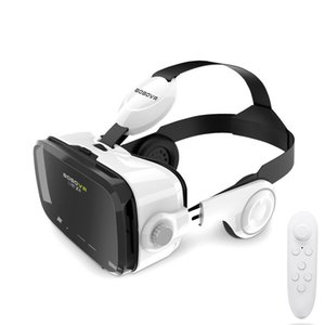 Z4 VR BOX HD version VR virtual reality glasses headset with headphones 3d game movie 120 ° large viewing angle with controller for Android