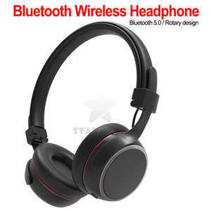 Wholesale 8110 Wireless Headphone Headset With light Professional dual sound mode Bluetooth headphones For phone with retail package