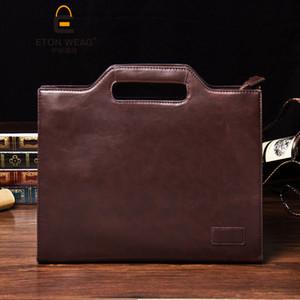 New Shoulder Bag Shoulder Bag Youth Messenger Bag Men's Casual Business Korean Style Of The Briefcase Stereotypes Package