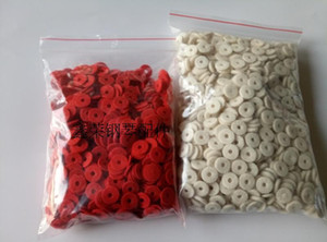 Wholesale repair washers resale online - Piano tuning tools accessories Piano felt washer A pack of Piano repair tool parts