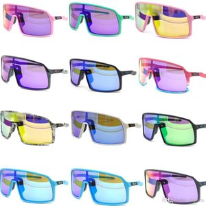 Wholesale new men women Cycling Sunglasses Racing Sport Cycling Glasses Mountain Bike Goggles Interchangeable Lens Outdoor Cycling Eyewear