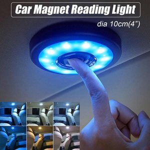 Wholesale LED Car Interior Reading Light Auto USB Charging Roof Magnet Auto Day Light Trunk Drl Square Dome Vehicle Indoor Ceiling Lamp