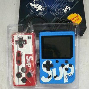 Wholesale 2019 NEW Big screen SUP Handheld Games Console Portable Nostalgic Game Players in Game Gift for kids