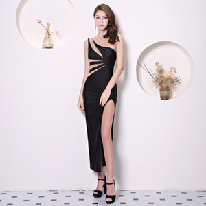 Wholesale Long Evening Dress Sexy prom Club venue Night entertainment venue Birthday Classmate Coming of age ceremony party