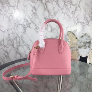 Wholesale High Quality Women Fashion Shell Handbags Genuine leather Crossbody Bag Shoulder Tote colors
