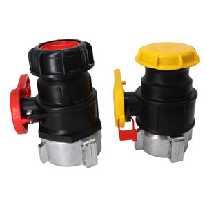 Wholesale valves ball resale online - 275 GALLON IBC TOTE TANK ADAPTER quot REPLACEMENT IBC BALL VALVE