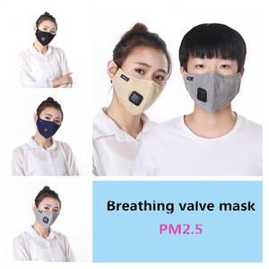 Wholesale New Lovers U Pm2 Leather Respirator Anti haze Masks Pure Color Dustproof Masks
