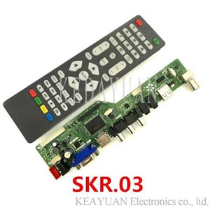 Wholesale SKR Universal LCD LED TV Controller Driver Board replace V59V56V29 work inch