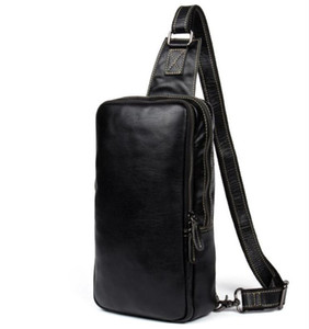 High quality handmade fashion men sling bag cross body messenger bags 4 colors outdoor women waist bag pack chest bag 51994