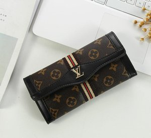 Wholesale ggggg2019 the new lady wallet famous designer brand ladies fashion brand standard letter hand bag big design and high quality
