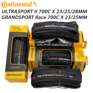 Wholesale Continental Ultra Sport Ii Sport Sport Corrida 700 *23  25c 28c Road Tyres Bicycle Tyre Folding Bicycle