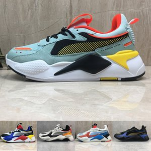 Wholesale RS X RS Reinvention Toys Mens Running Shoes Hasbro Transformers Casual Womens rs x Designer Sneakers dad shoes Size