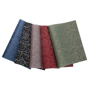 Wholesale place sets for sale - Group buy Table Mat Set Dinner Placemats Home Washable Textline Placemats Crossweave Woven Table Mats Heat Resistant Place Mat Easy to Clean Disc Pads