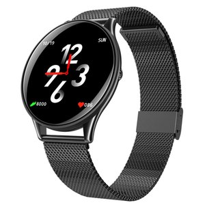 Wholesale SN58 Smart Bracelet Men Women Touch Screen Fitness Tracker Wristbands Heart Rate Monitor For Android IOS Phone watch