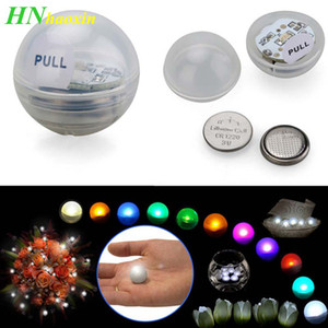 Wholesale HaoXin LED Glowing Floating Ball Vase Light IP68 Waterproof RGB Multicolor Underwater Submersible Light for Baby Shower Wedding Pond