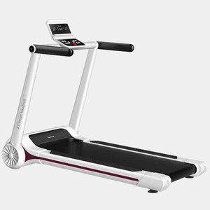 Factory home electric treadmill slim mini walking machine fitness equipment folding home treadmill on Sale