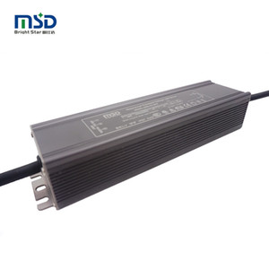 Wholesale High PFC low ripple switch w v dimming led driver constant voltage V led power supply led metal enclosure external tube
