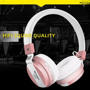 Wholesale FDBRO Portable Wireless Headset Bluetooth Stereo Foldable Headphone Built in Microphone Noise Reduction Echo Cancellation