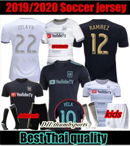 Wholesale 10 free DHL men women x Parley la Los Angeles fc LAFC soccer Jerseys kids ZIMMERMAN GABER ROSSI CIMAN VELA FOOTBALL girl S