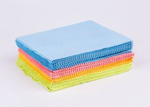Wholesale new Superfine fiber Glasses Cloth lens Cleaning Cloth sunglass cloth eyewear Microfiber lens Cleaning Cloths mix colors mixted cm