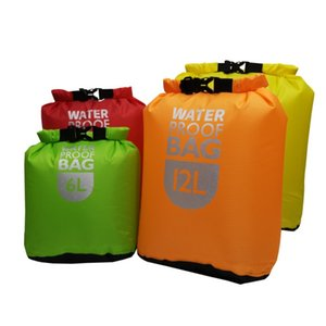 Wholesale river floats for sale - Group buy 2019 New Waterproof Dry Bag Pack Sack Swimming Rafting Kayaking River Trekking Floating Sailing Canoing Boating Water Resistance