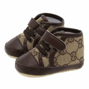 Baby shoes First walkers Infant Cotton Fabric Boy Girl Shoes Soft Sole Shoes Newborn Baby Footwear 0-18Mos
