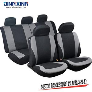 Wholesale DinnXinn BS025 Mercedes 9 pcs full set velvet seats cars covers Wholesaler from China
