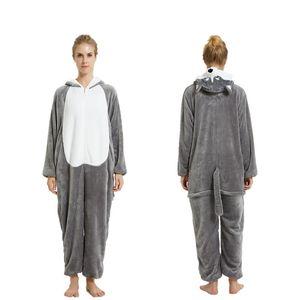 2016 Adult Cartoon Lovely Zebra Kangaroo Pajamas Cosplay Onesie Hooded Sleepsuit Kigurumi Jumpsuit Pyjamas Homewear Lounge Wear Sleepwear