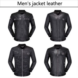 Men's jacket Waterproof Leather coat Jacket Men Outdoors Sports Coats Windproof Winter Outwear Soft Shell jacket