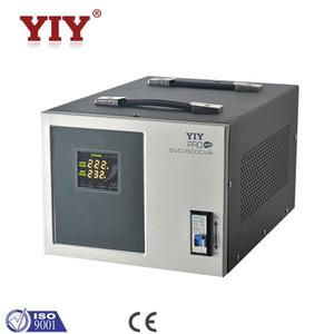 PRO-5000VA AC220V Automatic Voltage Regulator Stabilizer Servo Type Split Phase Colorful Display Factory Direct Sale Support Customize