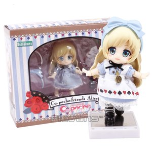 Bag friend Alice from the energy doll PVC action map can collect 13 cm model toys T190912