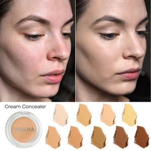 Makeup Face Cream Concealer SoftPHOERA Matte Full Coverage Concealer Complete Concealer Perfect Cover Brighten