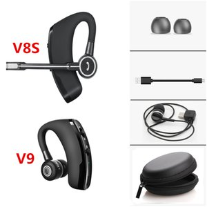 Wholesale Afans i7S i9S i11 TWS Wireless Bluetooth Earphone Stereo Earbuds for IOS Android Phone With Charging Box V8S V9 Business Driving Headphone